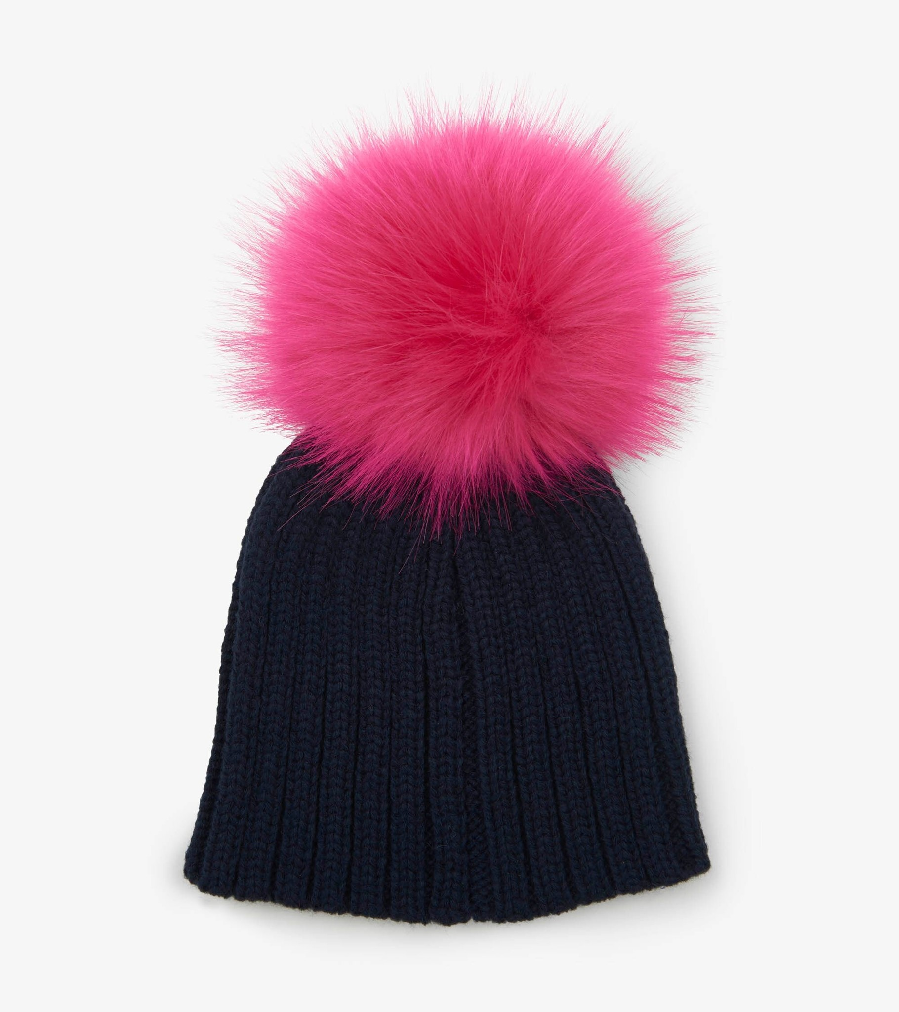 Hatley Hatley Pink Pom Pom Winter Hat