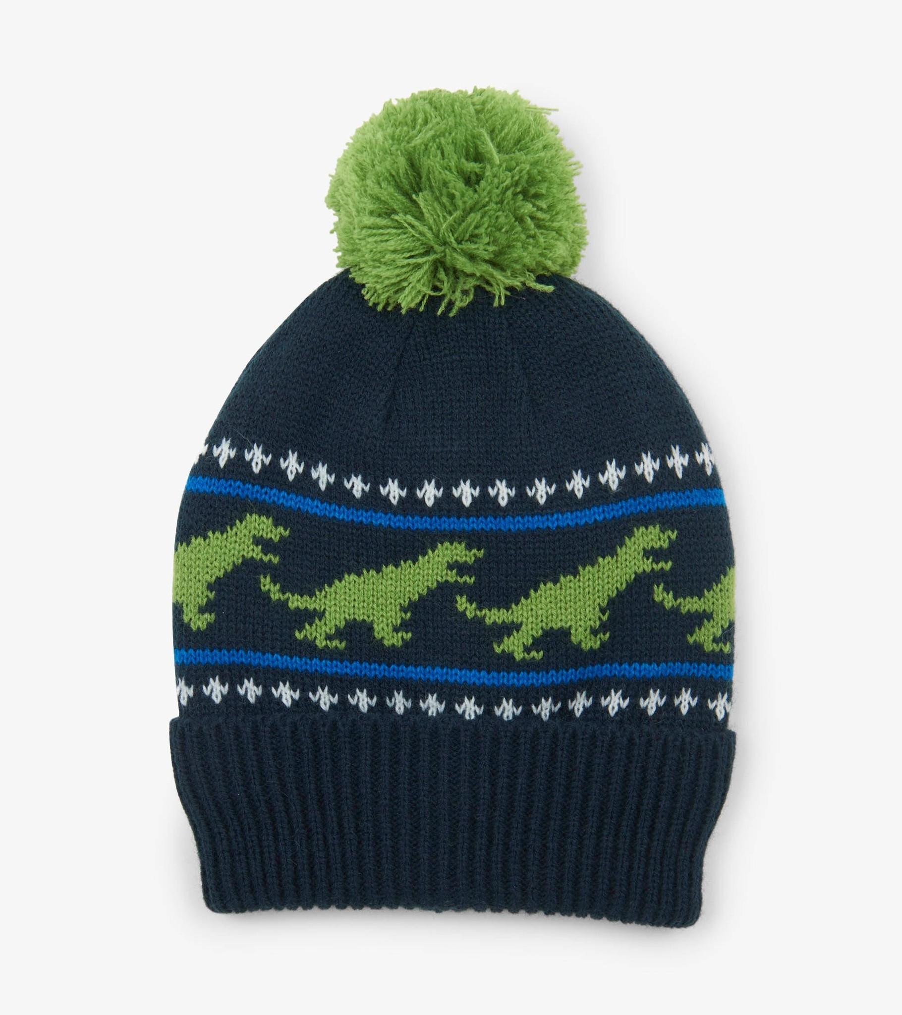 Hatley Hatley T-Rex Winter Hat