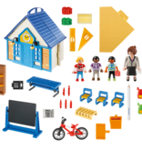 Playmobil Playmobil Take Along School House