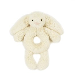 Jellycat Jellycat Bashful Bunny Ring Rattle