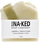 Buck Naked Soap Company Buck Naked Juniper & Spruce Soap