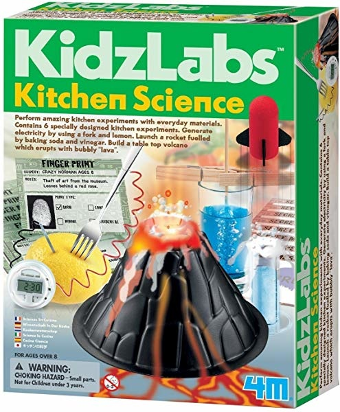 4M KITCHEN SCIENCE 4M