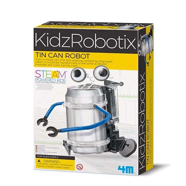 4M TIN CAN ROBOT - 4M