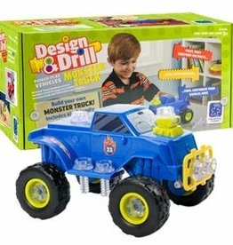 Design & Drill Design & Drill Power Play Vehicles