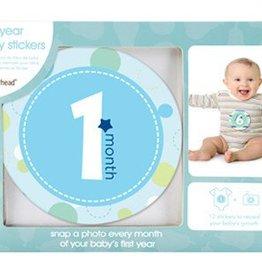 Pearhead Pearhead First Years Milestone Stickers