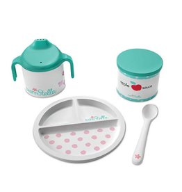 Manhattan Toy Baby Stella Darling Dish Set