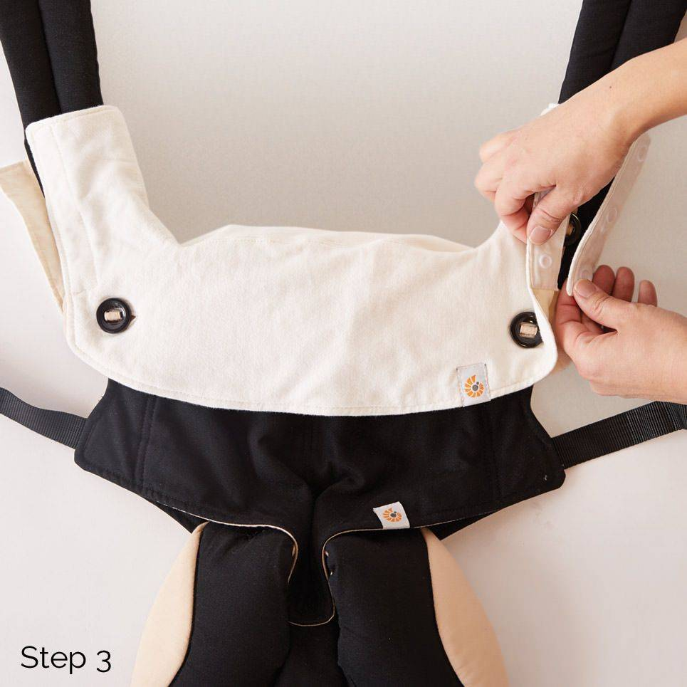 Ergobaby Ergo Baby 360 Teething Pad and Bib