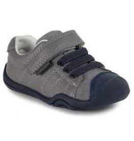 Pediped Pediped Grip n Go Jake - Grey Blue Toddler Sizes
