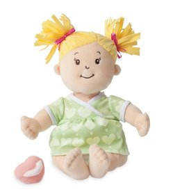 Manhattan Toy Baby Stella Doll - Blonde
