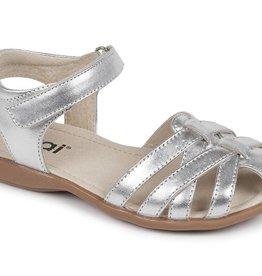 See Kai Run See Kai Run Camila - Silver - Kids Size 12