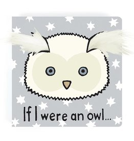 Jellycat Jellycat If I Were An Owl Book