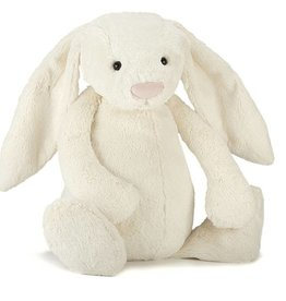 Jellycat Jellycat Bashful Cream Bunny Medium