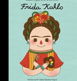 Quarto Little People Big Dreams Frida Kahlo