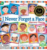 EeBoo eeBoo I Never Forget a Face Memory Game