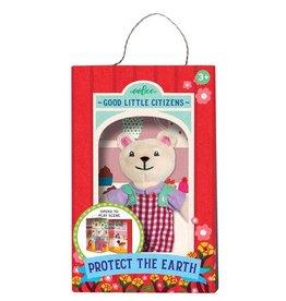 EeBoo Good Little Citizen Polar Bear