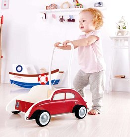 Hape Hape Beetle Walker (Red)