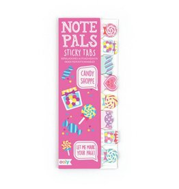Ooly NOTE PALS STICKY NOTE PAD - CANDY SHOPPE (1 PACK)