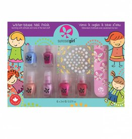 Suncoatgirl Mini Nail Polish Kit Mini Mani