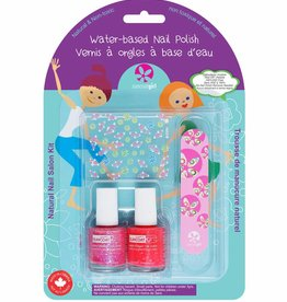 Suncoatgirl Natural Nail Salon Kit Forever Sparkles