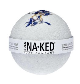 Buck Naked Soap Company Indigo Bath Bomb
