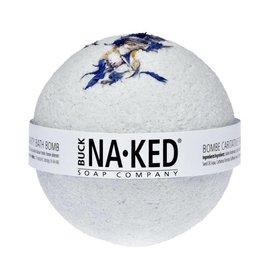 Buck Naked Soap Company Indigo Bath Bomb
