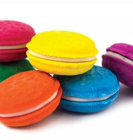 Ooly MACARON SCENTED ERASERS - SET OF 6