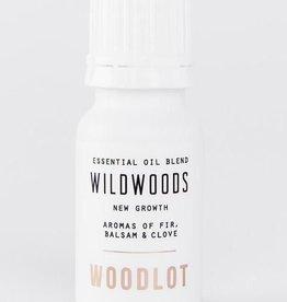 Woodlot Essential Oil Blends Wildwoods