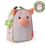 Skip Hop Skip Hop Zoo Lunch Bag Pig