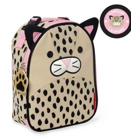 Skip Hop Skip Hop Zoo Lunch Bag Leopard