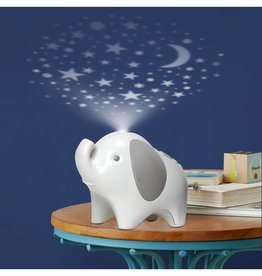 Skip Hop Skip Hop Moonlight & Melodies Nightlight Soother Elephant