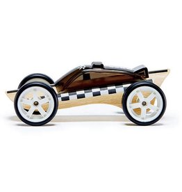 Hape Hape Bamboo Police Car