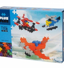 Plus Plus Plus Plus Mini Basic Air Craft 170 Pcs