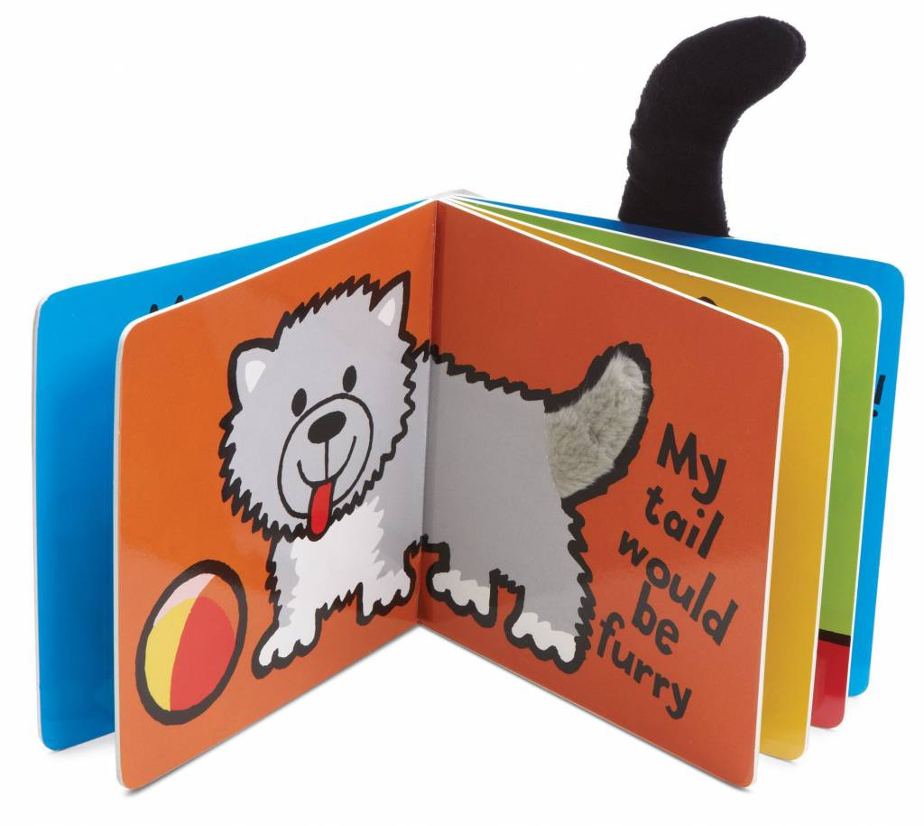 Jellycat Jellycat If I Were A Puppy Book