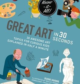 Quarto Great Art in 30 Seconds