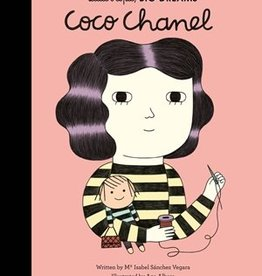 Quarto Little People Big Dreams Coco Chanel