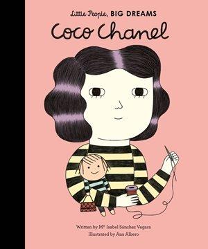Quarto Little People Big Dreams Coco Chanel