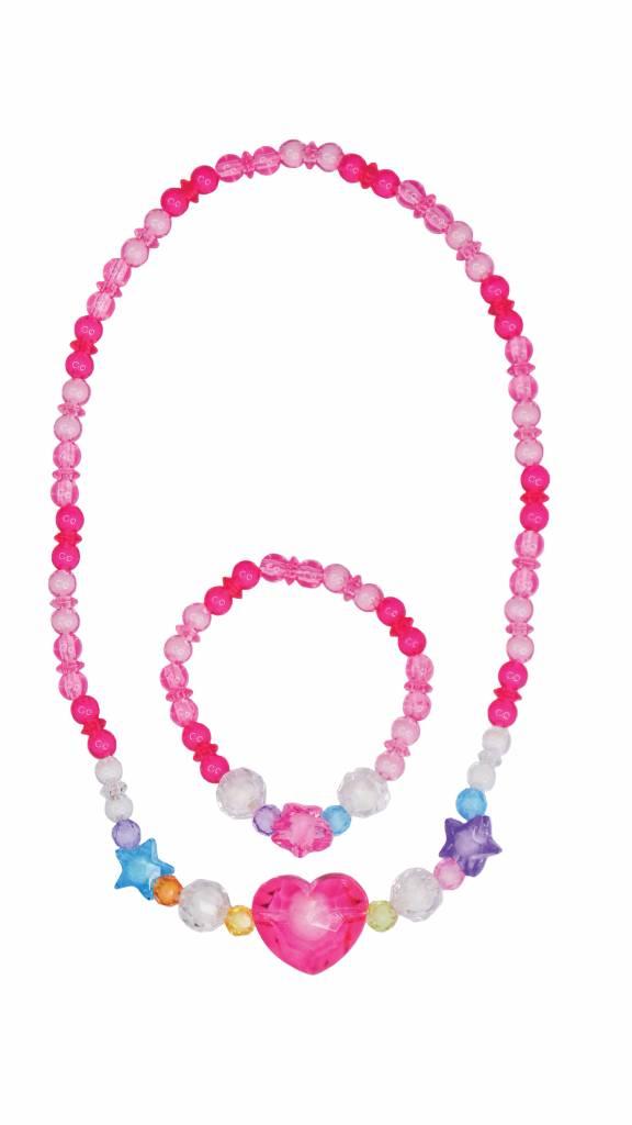 Sweet & Sassy Necklace & Bracelet Set