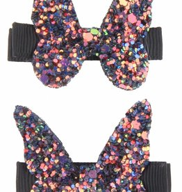 Great Pretenders Rockstar Butterfly Hair Clips