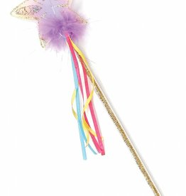 Great Pretenders Glitter Rainbow Wand