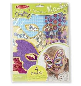Melissa & Doug Melissa & Doug Simply Crafty - Marvelous Masks