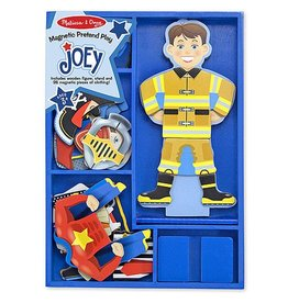Melissa & Doug Melissa and Doug Magnetic Dress-Up Set Joey