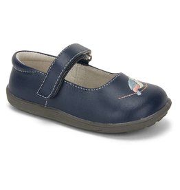 See Kai Run See Kai Run Ava Navy - Kids Sizes