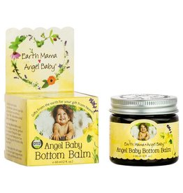 Earth Mama Angel Baby EMAB Bottom Balm, 60ml/2oz