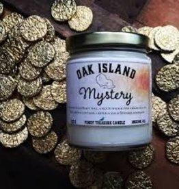 Fundy Treasures Fundy Oak Island Mystery Treasure Candle