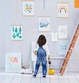 Meri Meri Meri Meri Rainbow & Unicorn Art Prints