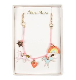 Meri Meri Meri Meri Unicorn Charm Necklace