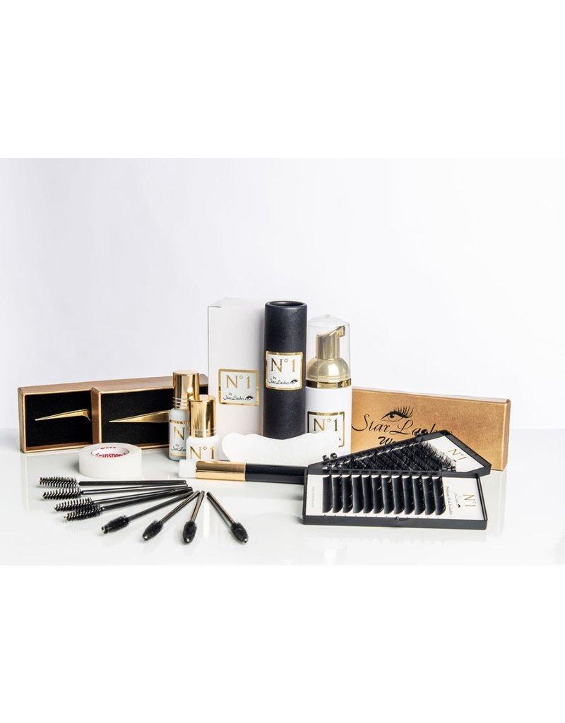 Star Lashes World Eyelash Extension Kit for Classic Method
