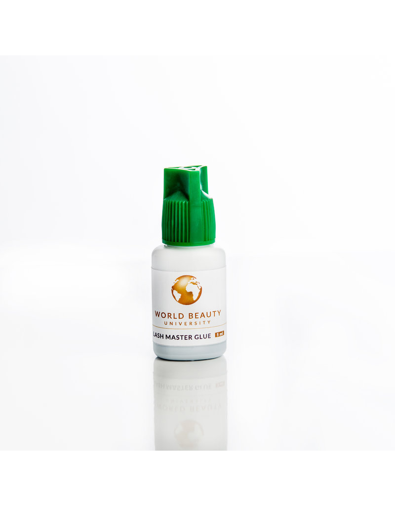 World Beauty University Lash Master adhesive (5ml)