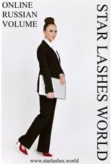 Star Lashes World Formation Volume Russe en ligne (sans trousse)