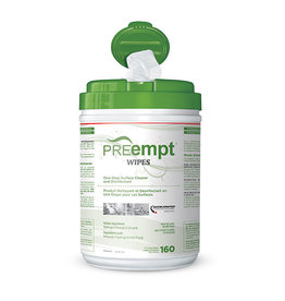 PREempt wipes (160)